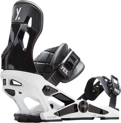 '18/'19 Now Now + Yes SNOWBOARD BINDINGS