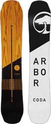 '18/'19 Arbor Coda Camber SNOWBOARD