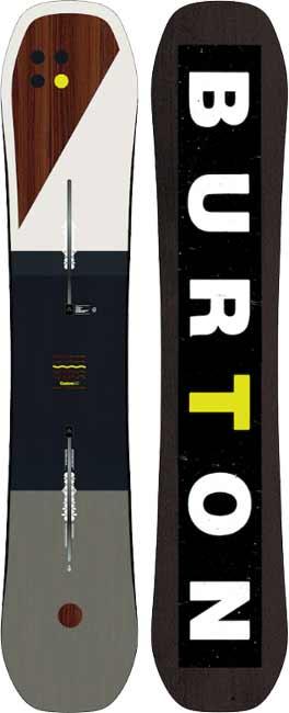 '18/'19 Burton Custom SNOWBOARD