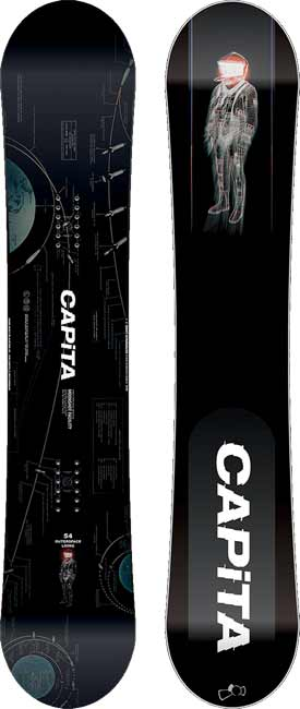 '18/'19 Capita Outerspace Living SNOWBOARD