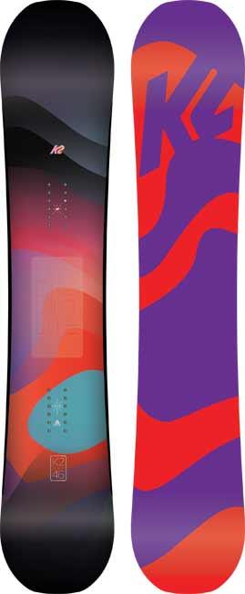 '18/'19 K2 Bright Lite Women's SNOWBOARD