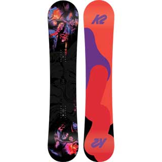 '18/'19 K2 Snowboards at Pelican