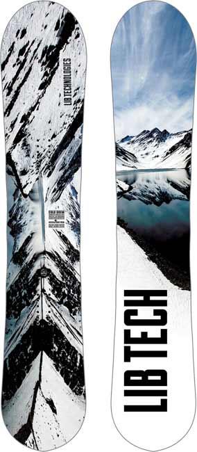 '18/'19 LIB TECH COLD BREW SNOWBOARD