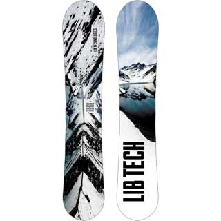 '18/'19 Lib Tech Snowboards at Pelican