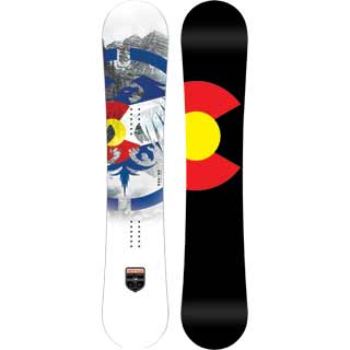 '18/'19 Never Summer Snowboards at Pelican