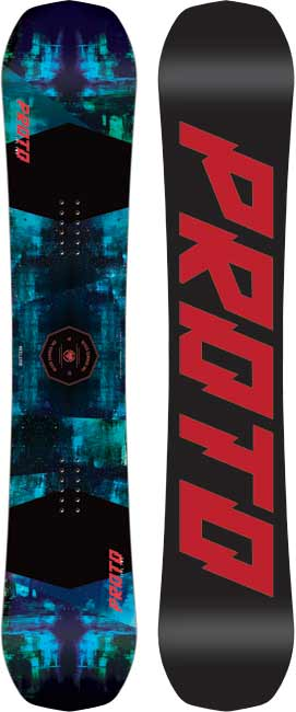 '18/'19 Never Summer Proto Type Two SNOWBOARD