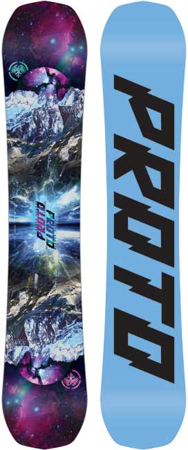 '18/'19 Never Summer Proto Type Two Womens SNOWBOARD