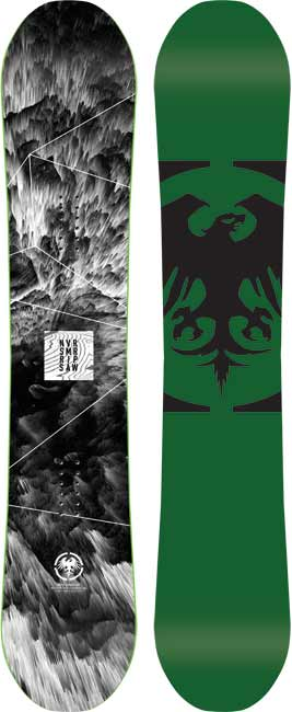 '18/'19 Never Summer Ripsaw SNOWBOARD