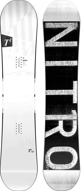 '18/'19 Nitro T1 SNOWBOARD