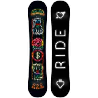 '18/'19 Ride Snowboards at Pelican