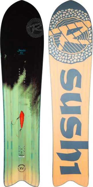 '18/'19 Rossignol XV Sushi LF SNOWBOARD