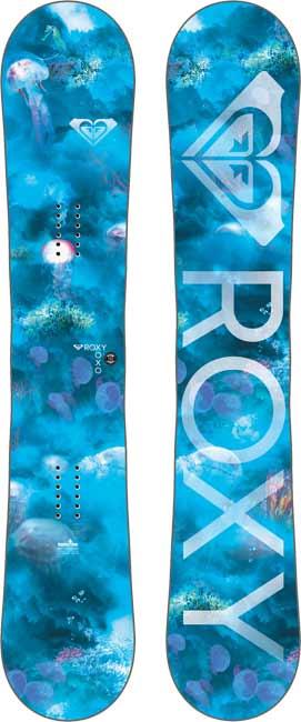'18/'19 Roxy XOXO Aqua Women's SNOWBOARD
