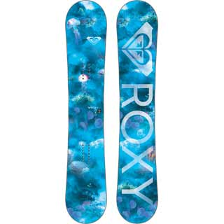 '18/'19 Roxy Snowboards at Pelican