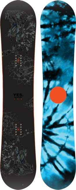 '18/'19 Yes Jackpot SNOWBOARD