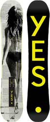 '18/'19 Yes Typo SNOWBOARD