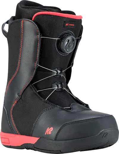 '18/'19 K2 Vandal Boa Youth SNOWBOARD BOOTS
