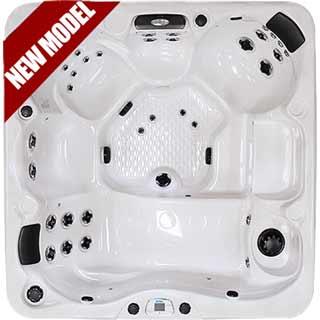 Cal Spas Genesis Series Hot Tubs GR730B