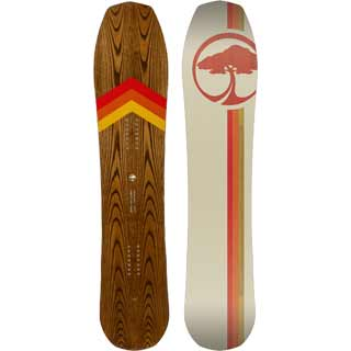 '17/'18 Arbor Snowboards at Pelican