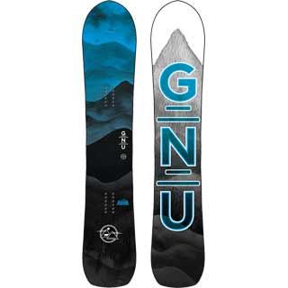 '17/'18 Gnu Snowboards at Pelican