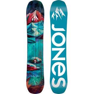 '18/'19 Jones Snowboards at Pelican