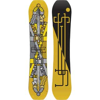 '18/'19 Yes Snowboards at Pelican