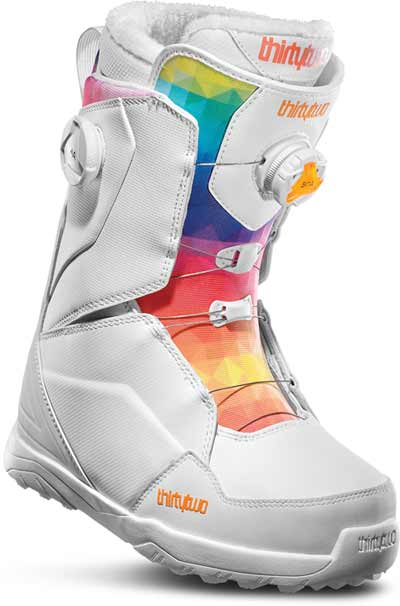 '19/'20 Thirtytwo Lashed Double Boa Women's SNOWBOARD BOOTS