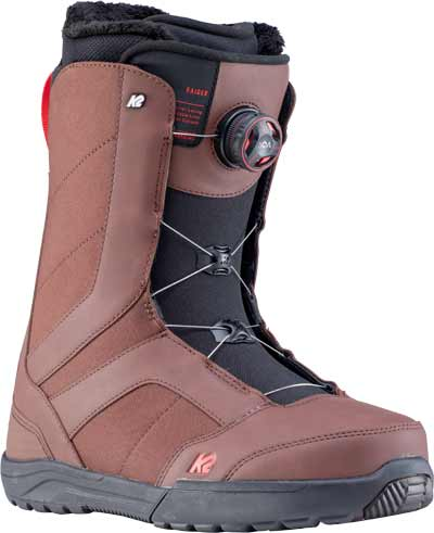 '19/'20 K2 Raider Boa SNOWBOARD BOOTS