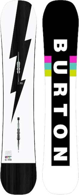 '20/'21 BURTON Custom Camber SNOWBOARD
