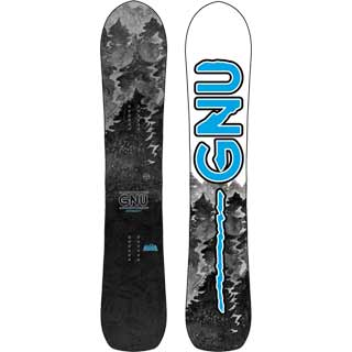 '20/'21 Gnu Snowboards at Pelican