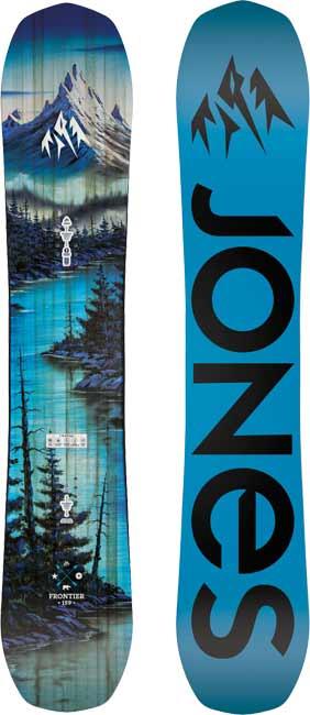 '20/'21 Jones Frontier SNOWBOARD