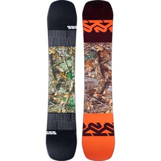'20/'21 K2 Snowboards at Pelican