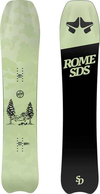 '20/'21 Rome Service Dog SNOWBOARD