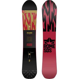 '20/'21 Rome Snowboards at Pelican
