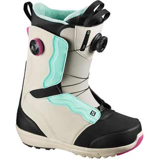 '20/'21 Salomon Snowboard Boots at Pelican