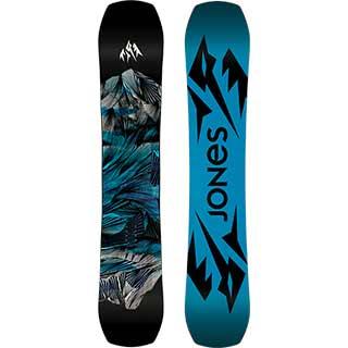 '20/'21 Jones Snowboards at Pelican