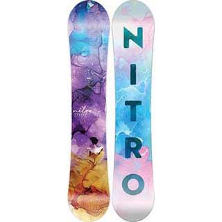 '20/'21 Nitro Snowboards at Pelican