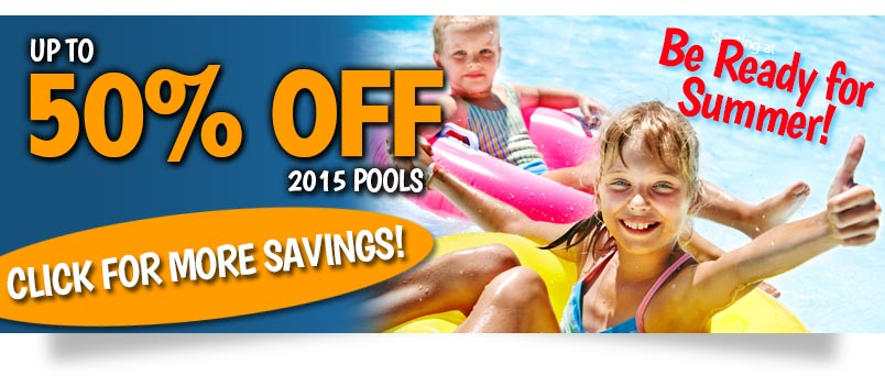 Above Ground Swimming Pools for Sale, Intex Pools