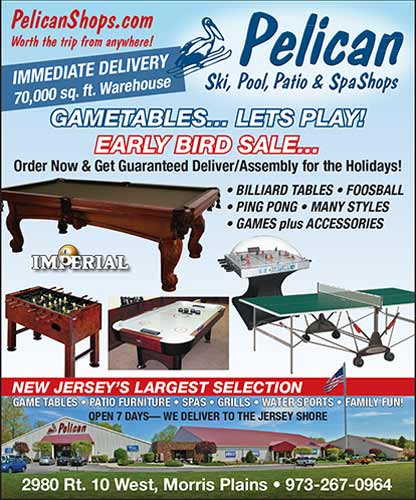 Game Table Early Bird Sale
