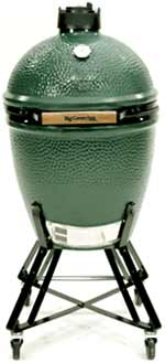 Large Big Green Egg Grill