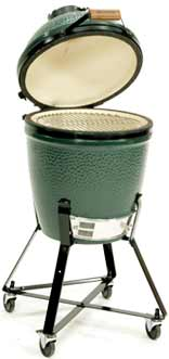 Medium Big Green Egg Grill