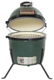 Mini Big Green Egg Grill
