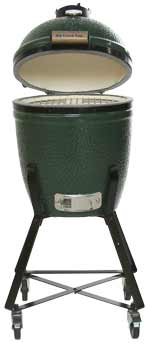 Small Big Green Egg Grill