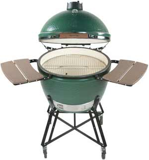 X-Large Big Green Egg Grill