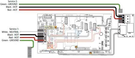 hot tub plug wiring diagram schematics and wiring diagrams hot tub wiring diagram