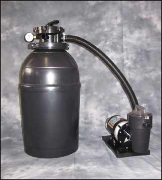 Columbia PL-15 Swimming Pool Pump & Filters