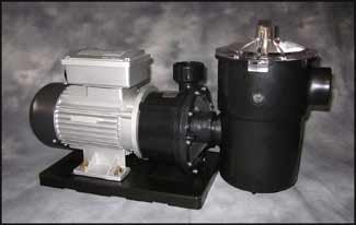 Hayward PMX 2-Speed 2 HP Swimming Pool Pump