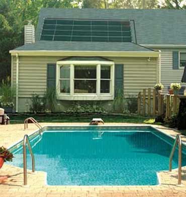 In Ground Pool Solar Heater by Smart Pool