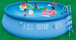 Easy Set Pools Above Ground Pool by Intex