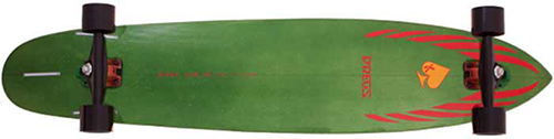 Dregs 46 L1 Sidewalk Surfer Skateboard