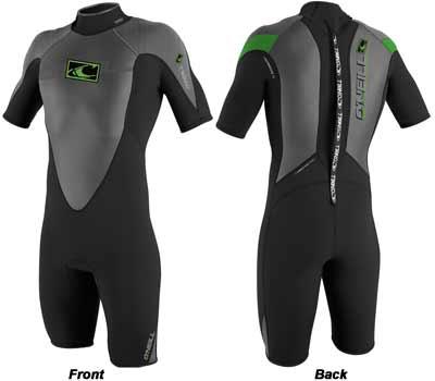 Oneill Hammer Short-Sleeve Spring Wet Suit